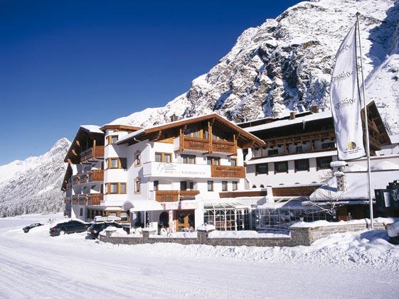 Hotel Gundolf Pitztal St Leonhard