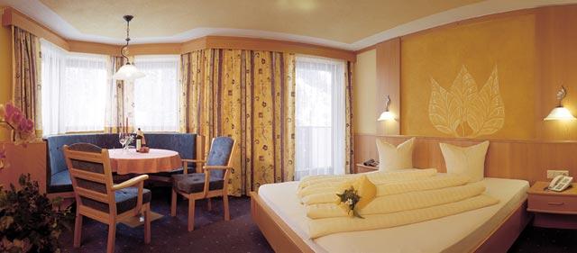 Hotel Gundolf St Leonhard Pitztal Tirol